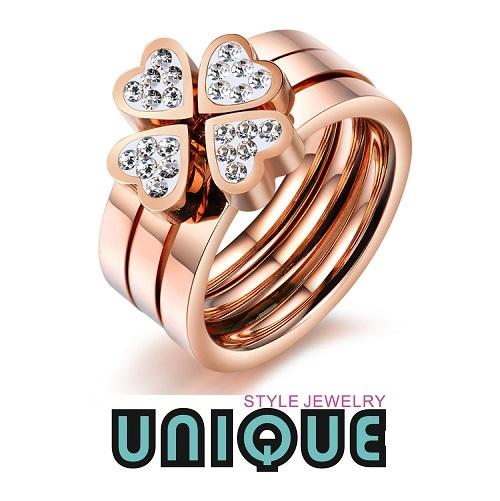 Кольцо UNIQUE 2015 3 1 Sf420