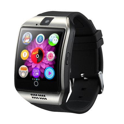 Умный часы dhl-l18 с сенсорным экраном TF карта Bluetooth smartwatch для Android и IOS телефон поддержка турецкий