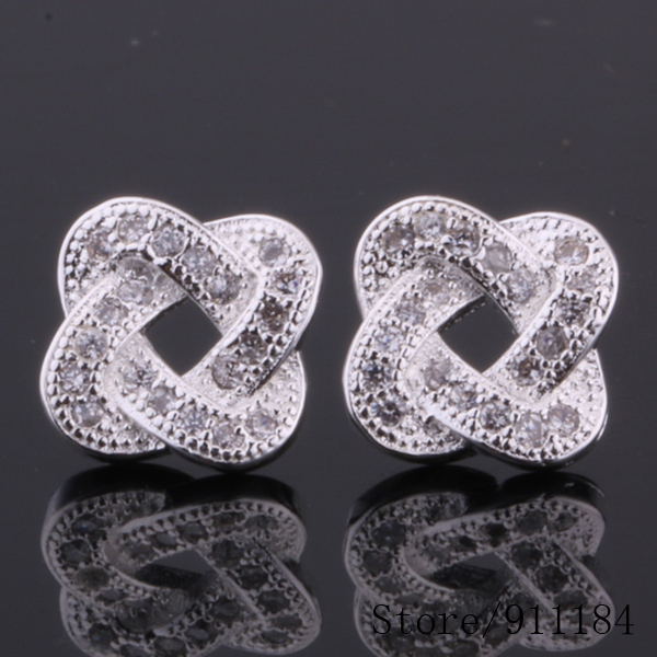 E371 silver plated earrings , sterling-silver-jewelry fashion /arpajiwa cihakzoa - Fancy True Love Jewelry Trade Co.,Ltd store
