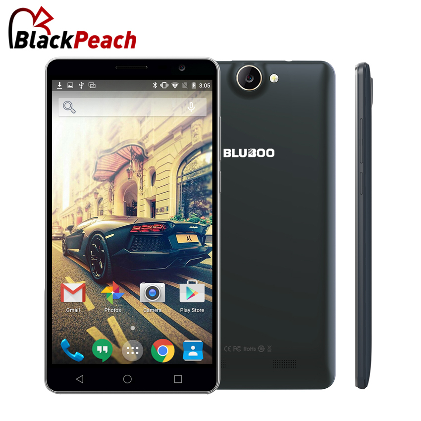 Original Bluboo X550 4G LTE 5300mah Big Battery 5.5 Inch HD IPS MTK6735 Quad Core Android 5.1 Mobile Cell Phone 8MP CAM 2GB 16GB(China (Mainland))