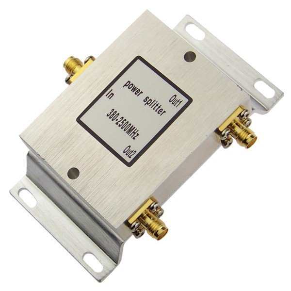 1-to-2 SMA Connector Antenna Splitter Combiner(China (Mainland))