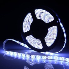 Buy 5M/lot DC12V Warm White/Red/Green/Blue 5630 Led strip light waterproof 60leds/m led tape lighting Christmas home decoration for $4.23 in AliExpress store
