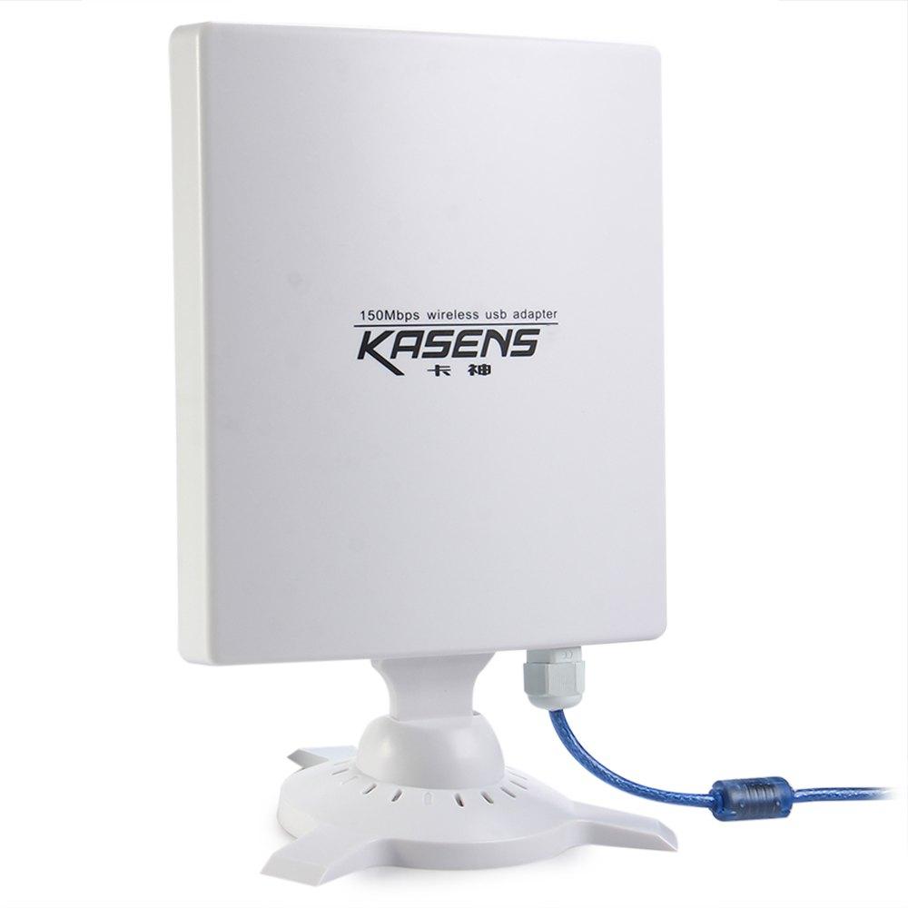 KASENS N9600 WiFi Network Card 6600MW 150Mbps 802.11B / G / N USB Wireless Adapter 3000M Cover Range WiFi Net Card(China (Mainland))