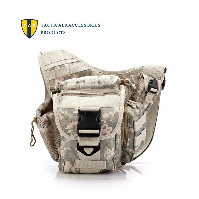 Multi Solid Nylon Outdoor Shoulder Messenger Bags Waterproof Men Sport Climbing Hiking Camera Travel Military Tactical 25L bag<br><br>Aliexpress
