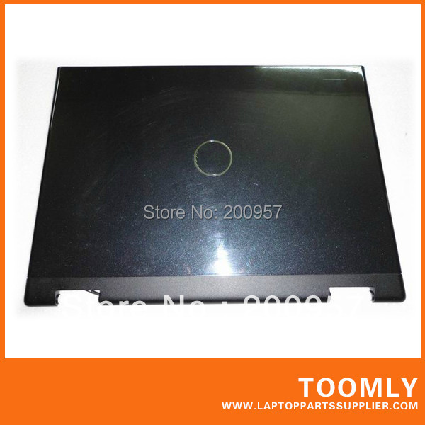 Original Brand New Laptop LCD Back Cover for Dell 1500 Wthout hinge Black P/N G852C 0G852C-----Free Shipping Notebook Cover(China (Mainland))