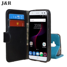 ZTE Blade V7 Lite 5.0 Inch Phone Bag Pouch Funda Capa Luxury PU Leather Wallet Case Card Holder Flip Cover JR-LR-C - WWW Center Store store