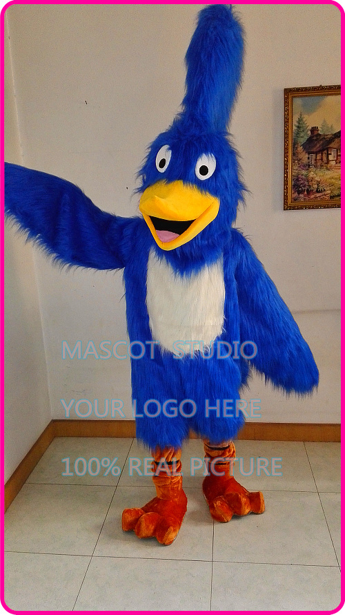 how to make a roadrunner costume