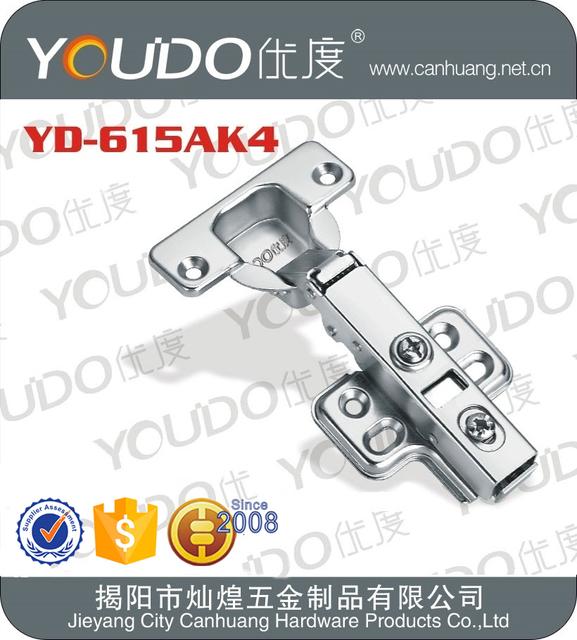 YD-615 Full overlay hydraulic cabinet hinge