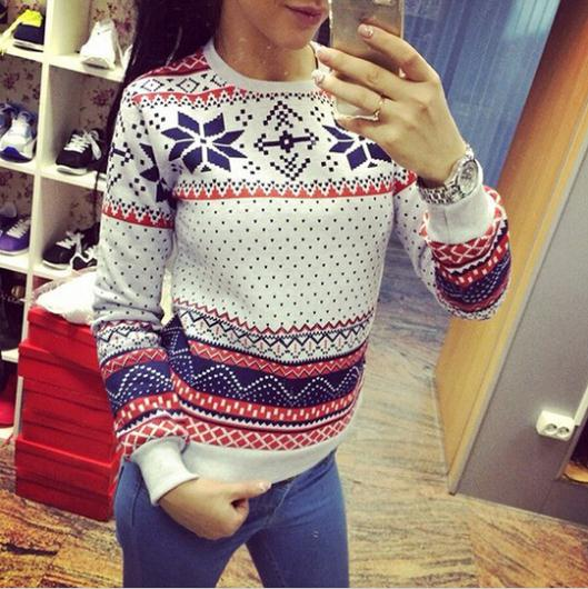 discount In the spring and autumn outfit sets the new hole in cowboy snow round neck long sleeve female fleece jacket A0107-2(China (Mainland))