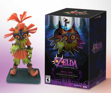 Nintendo Legend of Zelda Action Figure Majoras 3D Mask (China (Mainland))