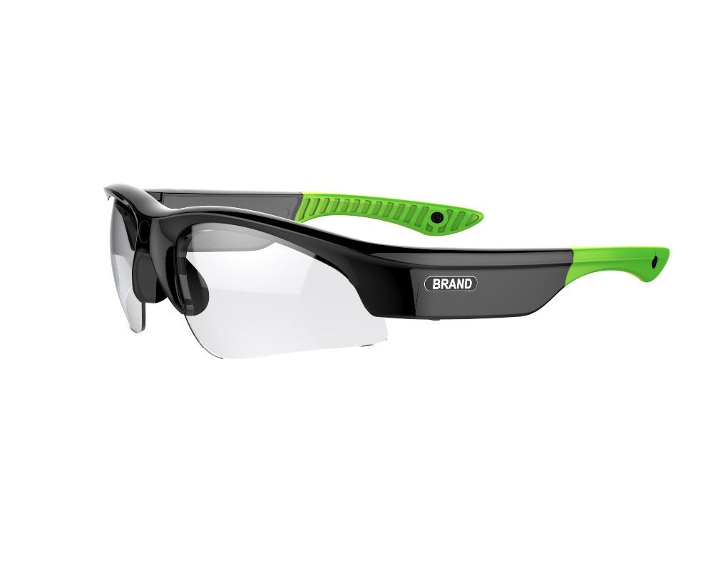 new 2014 Full HD 1080P Polarized Sunglasses Mini DV DVR Camcorders Sport action Video Camera Eyewear 1920*1080 DHL free shipping(China (Mainland))