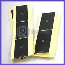 100pcs/lot 2015 Premium Black LCD Backlight Sticker Film Refurbishment Replacement Parts For iPhone 6 6G 6Plus FreeShipping