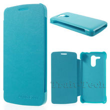 Original New Lychee Grain Flip Leather Case For Acer Liquid E700 Case Cover For  Acer Liquid Mobile Phone Bag Shell Accessories
