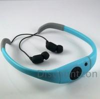 iCharge Wireless 4GB IPX8 Underwater Waterproof MP3 Player for Swimming/Running