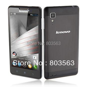 Горячая распродажа Lenovo P780 смартфон MTK6589 четырехъядерных процессоров андроид 4.4 5.0 дюймов гориллы стеклянный экран 3 г GPS OTG оригинальный
