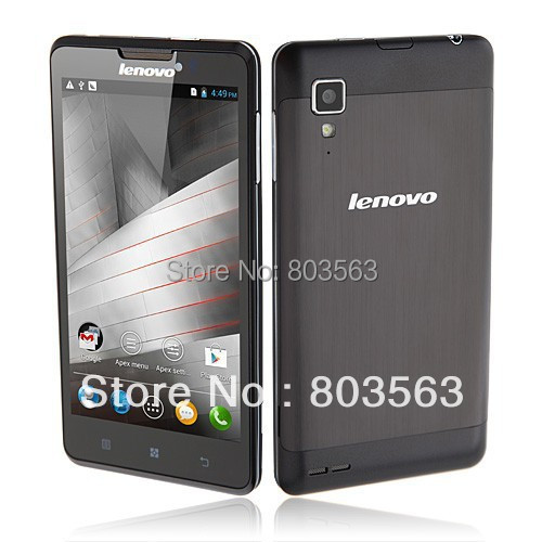 hot sale Lenovo P780 Smartphone MTK6589 Quad core Android 4.4 5.0 Inch Gorilla Glass Screen 3G GPS OTG original(China (Mainland))