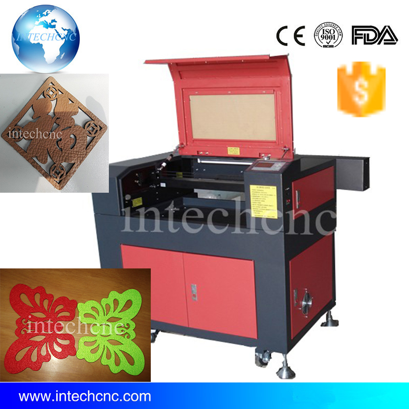 For sale clothing laser cutting machine 6040 co2 laser metal cutting machine 4030 laser cutting jigsaw puzzle machine(China (Mainland))
