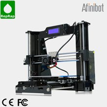 Newest Reprap Prusa I3 3D Printer 3 D Print DIY KIT Exclusive Injection Molded High Accuracy 2 kg Filaments as Gift Z605