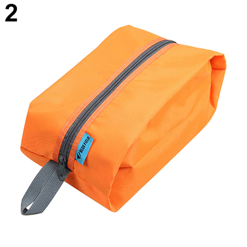 Portable Waterproof Hook Travel Pouch Shoe Wash Bag Zipper Toiletry Makeup Storage Pouch HOT!(China (Mainland))