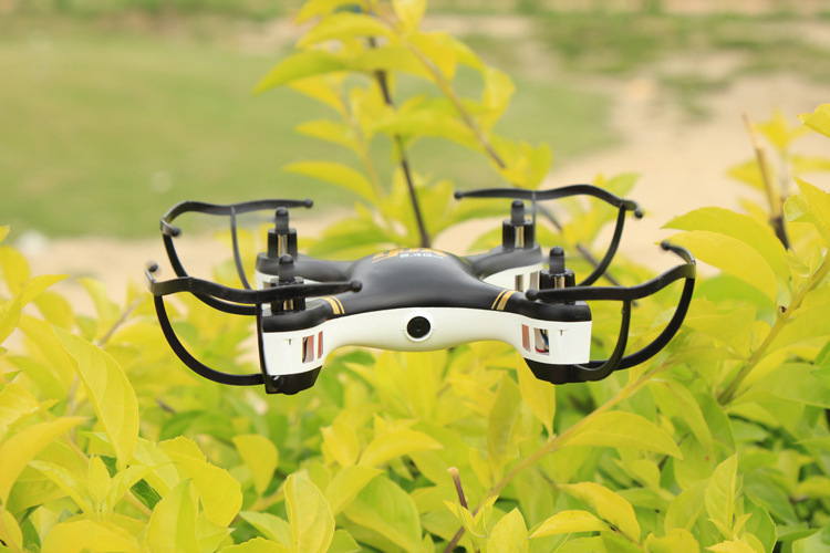 the newest Aerial Elves RTF mini quadcopter RC drones with HD 2MP camera Headless mode 3D