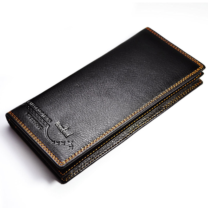 New 2015 Men Wallets Famous Brand Mens Long Wallet Clutch Male Money Purses With Flip Up Window Masculina Carteira Card Holder<br><br>Aliexpress