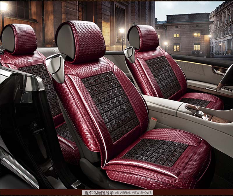 popular bmw seat covers leather buy cheap bmw seat covers leather lots from china bmw seat. Black Bedroom Furniture Sets. Home Design Ideas
