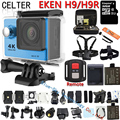 CELTER H9 H9R Remote Ultra HD 4K WiFi 1080P Video Sport Action Camera 2 0 LCD