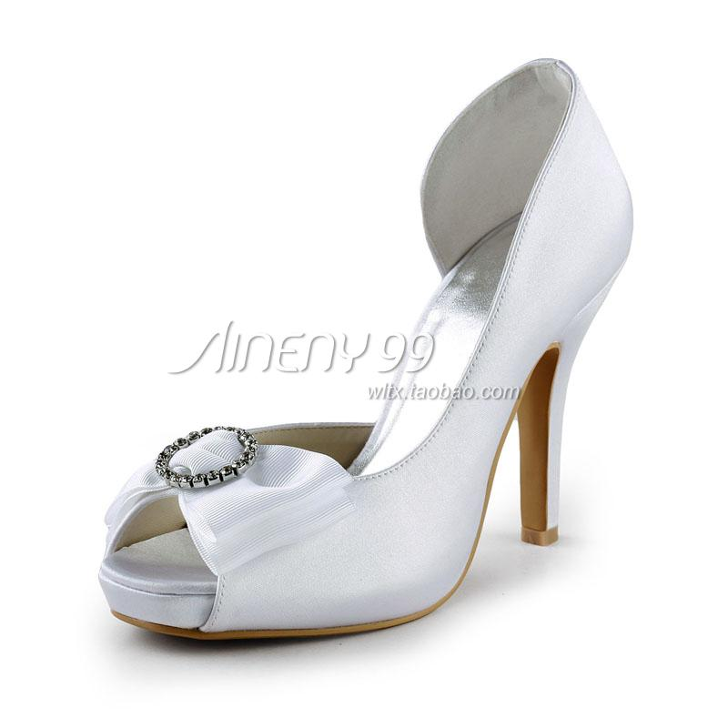 aineny99 bridal shoes open toe shoes s white wedding