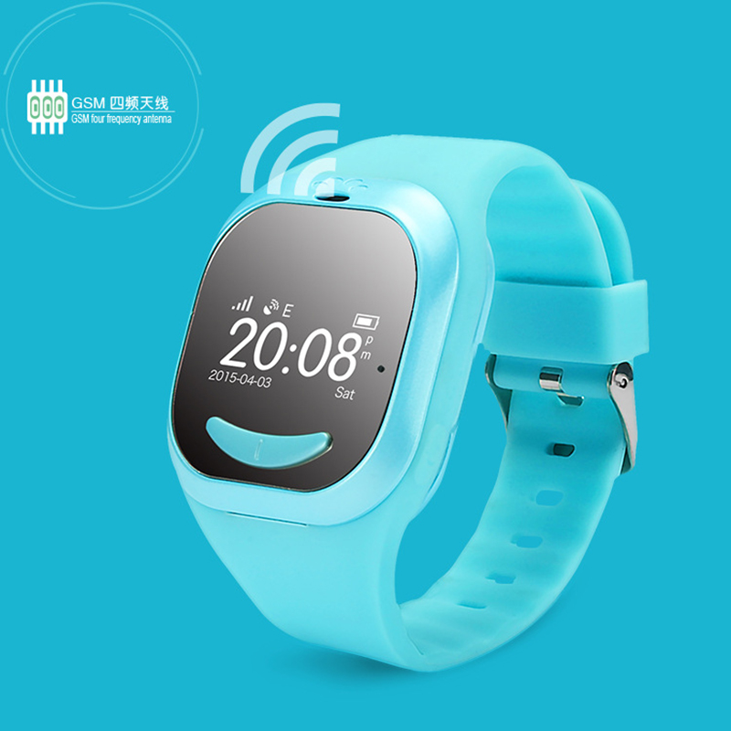 GSM GPS Children Watch Bracelet digital watch digital-watch For Kids with SOS Emergency anti-lost IOS Android xiaomi APP #Tin<br><br>Aliexpress