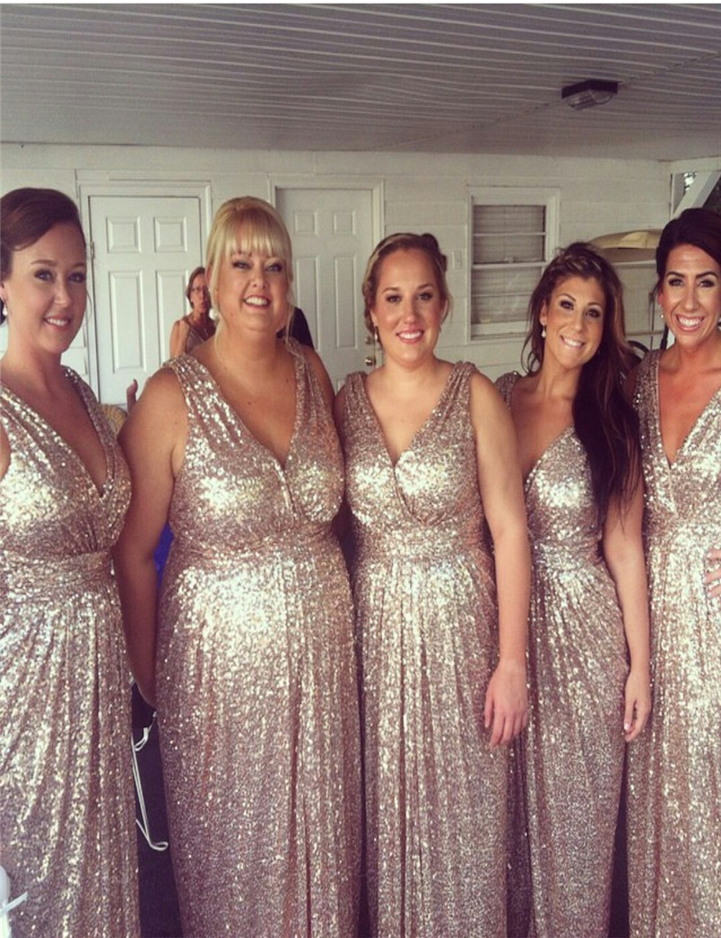 Wedding Dresses Canada Online 78 Beautiful Cheap champagne gold bridesmaid