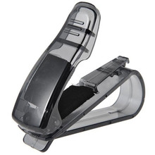 Vehicle Hot Sale Car Accessories Sun Visor Glasses Sunglasses Ticket Receipt Card Clip Car Storage Holder