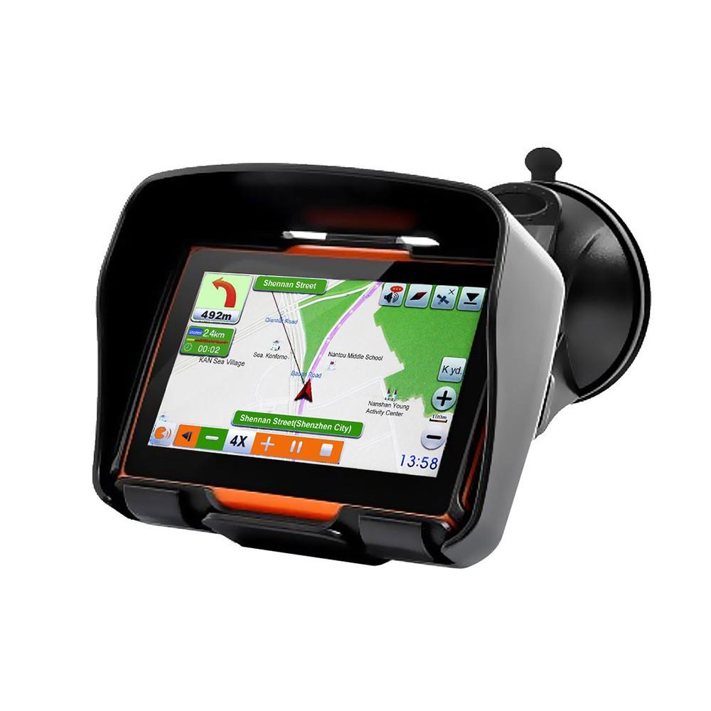 GPS приборы для мотоциклов из Китая