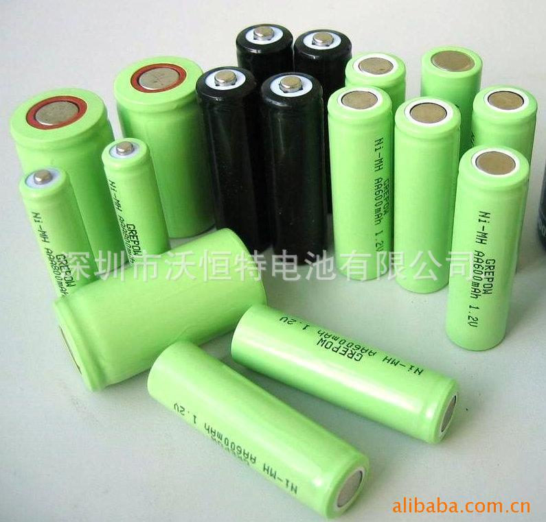 Factory direct supply NiMH rechargeable batteries AAA 600MAH NI-MH AAA 600mah deals in ,,(China (Mainland))