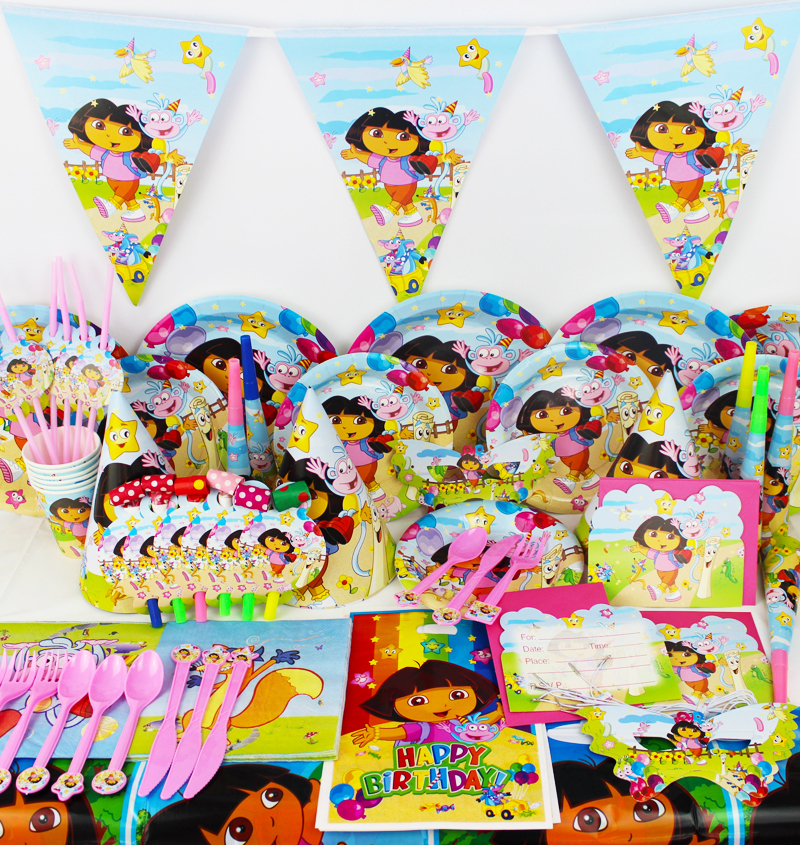 Popular baby monkey themes buy cheap baby monkey themes for Baby dora tooth decoration