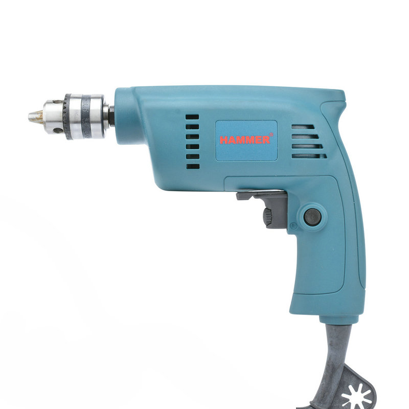 Фотография 6.5mm Drill Of Small Household Electric Drill Reversible Speed Drill Drill Book D6re