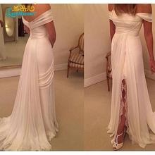 Buy Vintage Lace Boho Wedding Dress Cap sleeve Bohemian Beach Wedding dresses Chiffon Satin Bridal Gowns Robe De Mariage Casamento for $152.15 in AliExpress store