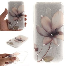 Buy Flora Bling Diamond Case ZTE Blade X7 Z7 Case Silicone Crystal Soft TPU Cover ZTE Blade V6 / Blade D6 for $2.28 in AliExpress store