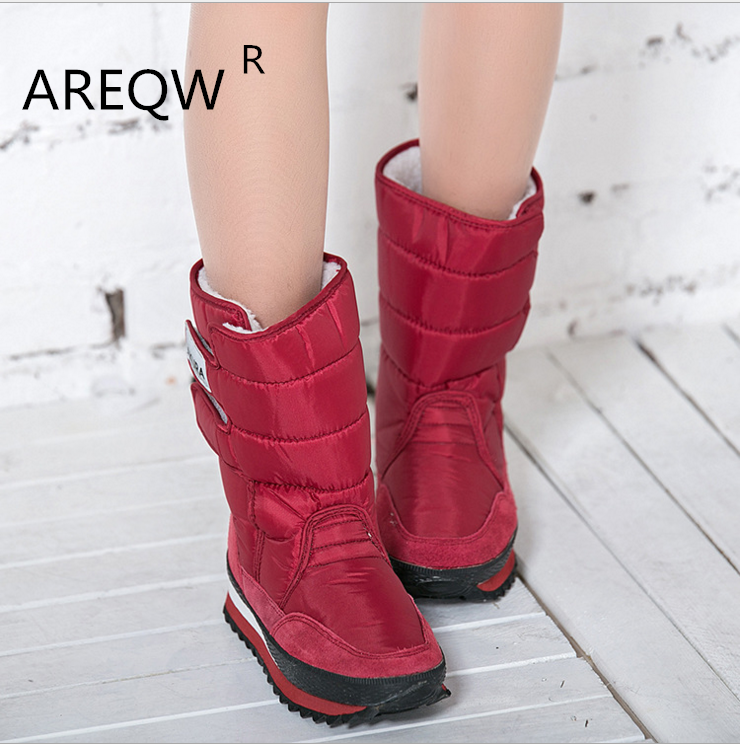 Snow Boots Colorful Female High School Short Tube Short Waterproof Space Boots Flat Bottomed Women Casual Shoes Fashion 2(China (Mainland))