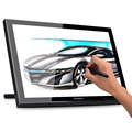 Huion GT 190 19 HD Pen Display Touch Screen LCD Monitor Digital Graphic Interactive Panel Professional