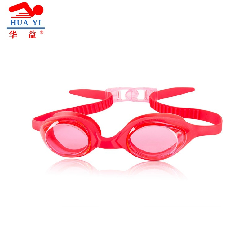 HuaYi Brand new Kids Swimming Goggles Glasses Anti-fog Silicone Gaskets Water Resistant Glasses Goggles Swim eyewear G6200(China (Mainland))