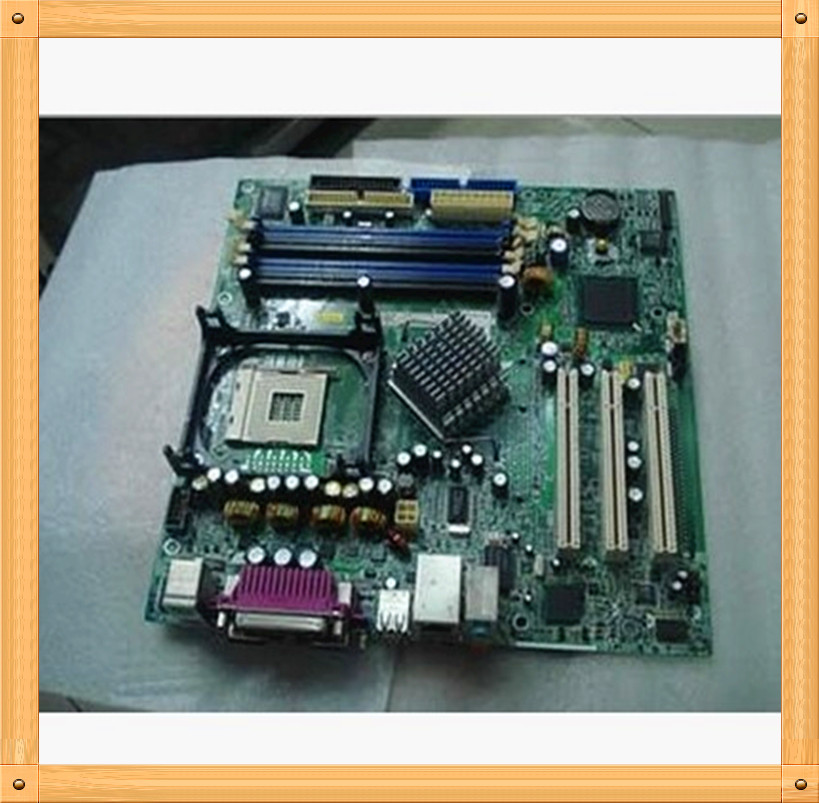 Free shipping 865G motherboard Hua Shuo P4SD-VX 478-pin fully integrated support P4 3.0E(China (Mainland))