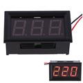 YB27A LED AC 60 300V Digital Voltmeter Home Use Voltage Display w 2 Wires