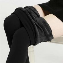 High quality Sexy Warm Thick Plus Cashmere Winter Leggings Pants Slim High Elasticity Womens Leggings(China (Mainland))