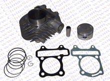 52.4mm Cylinder Piston Ring Gasket kit Super Glod GY6 125CC Kazuma Jonway ATV Quad Scoote Buggy