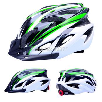 Обновления 11 Цвета Сверхлегкий Велоспорт Шлем + Велоспорт Очки Велосипед Шлем Женщины Мужчины интегрального под давлением Шлем Велосипеда G Бренд