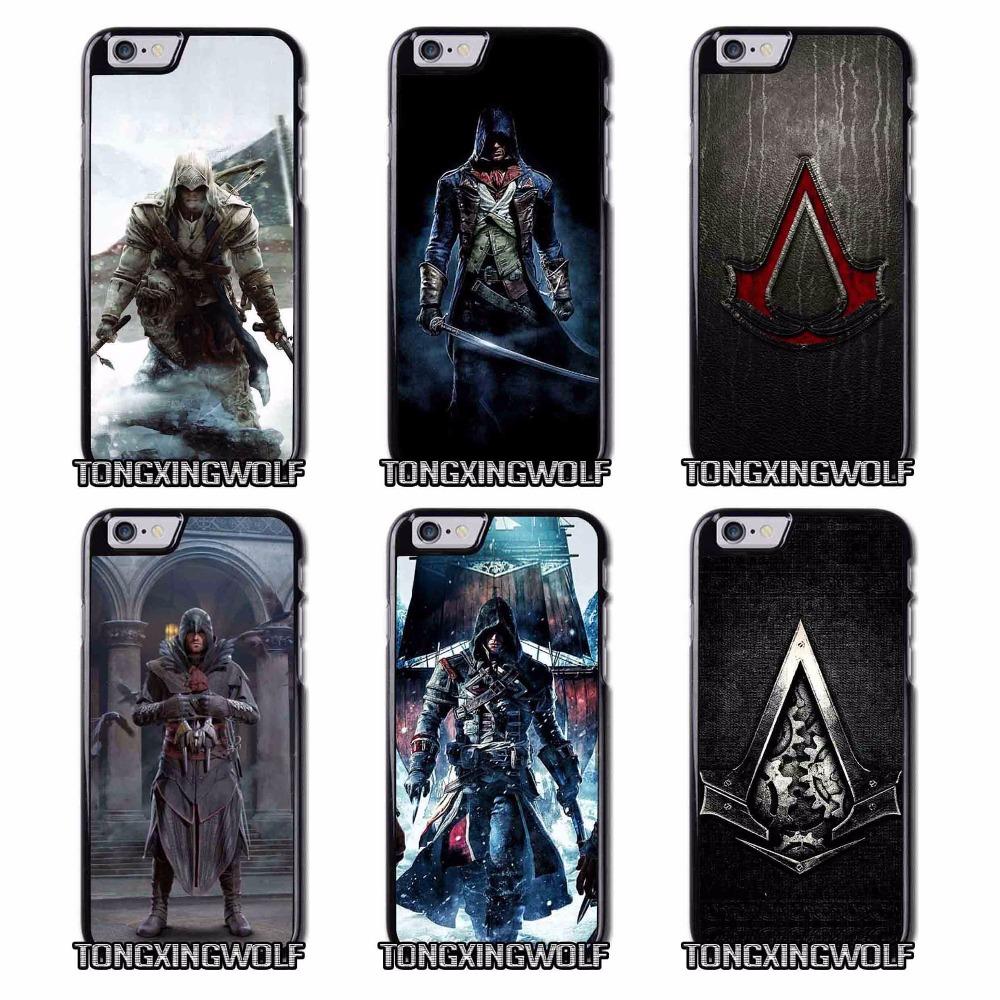 Assassin Creed Cover Case Samsung Galaxy A3 A5 A7 J1 mini J2 J3 J5 J7 prime 2015 2016 2017