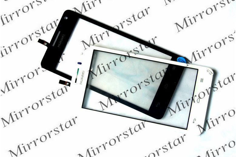 Free shipping New Touch Screen touch panel Digitizer For Huawei Honor 2 U9508 G600 U8950D B0385 White / Black Free shipping