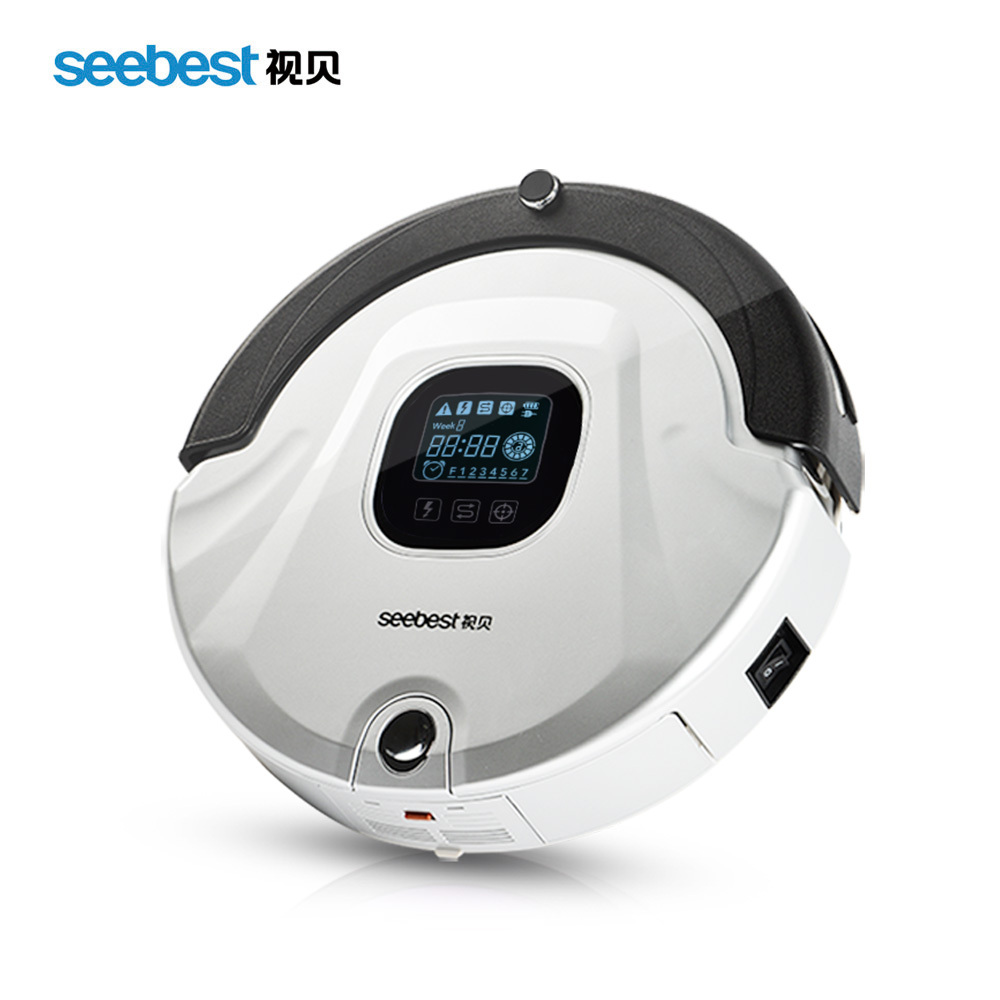 (Free to Russia)Seebest C565 Robot Vacuum Cleaner Anti Collision Intelligent Home Appliance(China (Mainland))