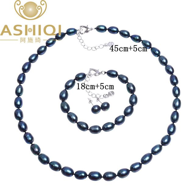 ASHIQI-Genuine-Natural-Pearl-Jewelry-sets-7-8mm-Black-Freshwater-Pearl-Necklace-Bracelet-Earrings-925-Sterling.jpg_640x640