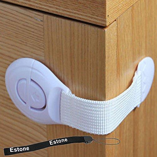 Furniture Accessories Baby Kids Child Toddler Safety Door Lock Fridge Drawer Toilet Cupboard Cabinet (8pcs)(China (Mainland))